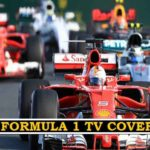 2018 Formula 1 TV Coverage Worldwide