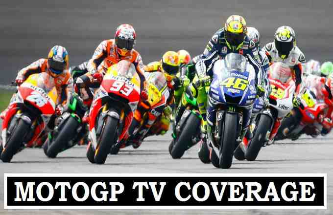 Coverage MotoGP Season