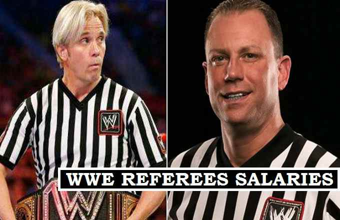 Mike Chioda payscale wwe