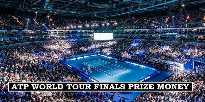 ATP World Tour Finals winner share