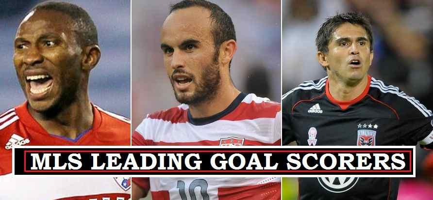 Donvan Leading scorer in MLS