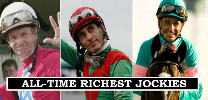 John Velazquez richest jockey