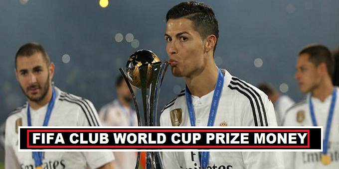 Club World Cup 2017 winners share
