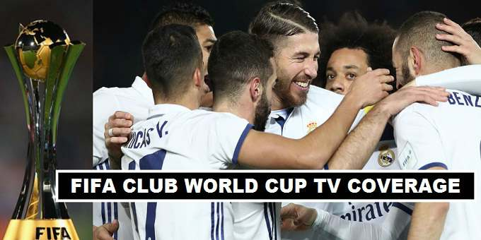 Club World Cup 2017 Broadcast Rights