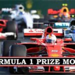 2018 Formula 1 Prize Money Distribution Table