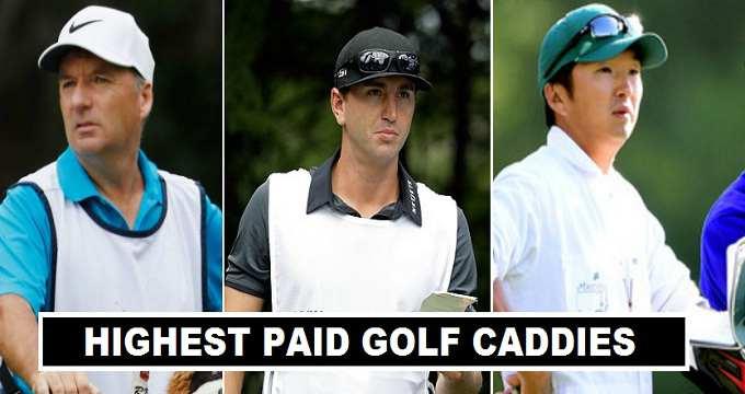 Top Earning Golf Caddies 2017