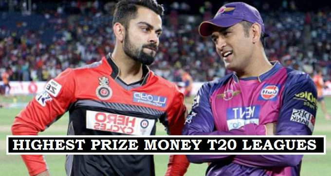 IPL 2018 Prize money