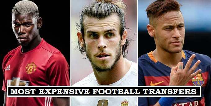 Neymar £200 fee transfer