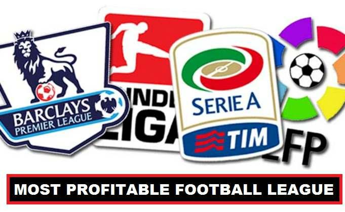 Football leagues revenue 2017