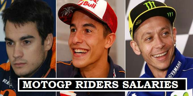 Rossi among highest paid