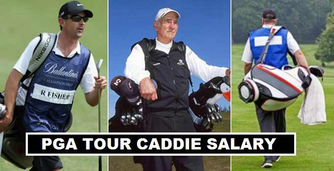 Golf Caddies Salaries 2017