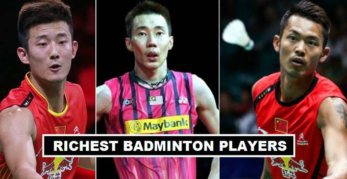 All-time richest badminton players