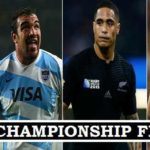 2017 Rugby Championship Fixtures