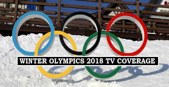 PyeongChang 2018 Broadcasters