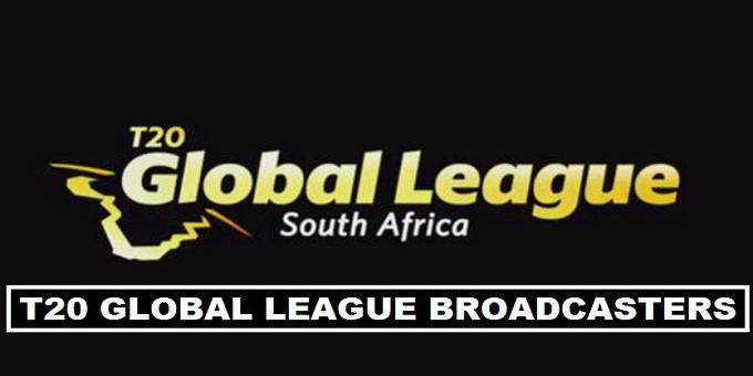 T20 Global League TV Rights 2017