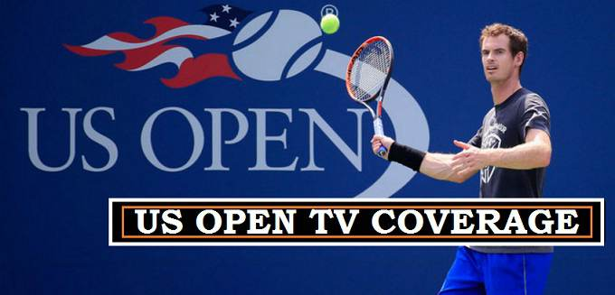 US Open 2018 TV Coverage Worldwide (Tennis)