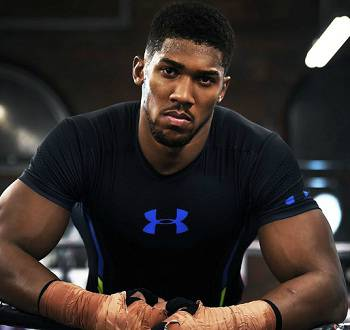 Anthony Joshua Net Worth 2017 Earnings