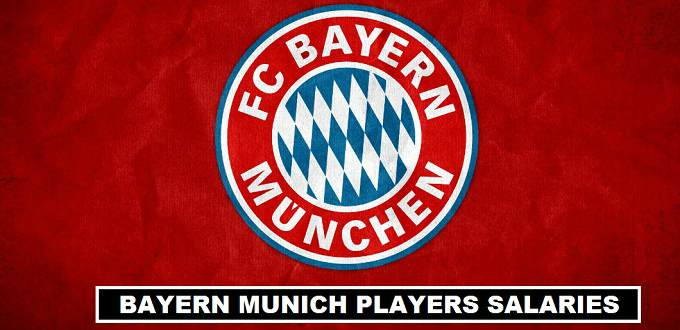 Bayern Munich Weekly Wages 2017