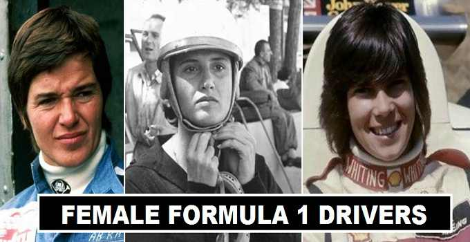 All time best women F1 Drivers
