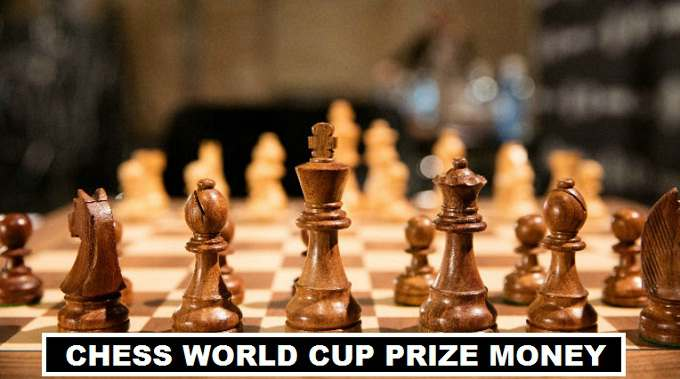 Chess World CUp 2017 Cash prizes