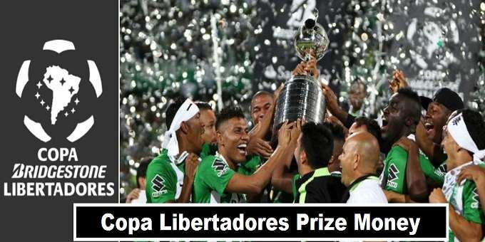 Copa Libertadores Winners Share 2017