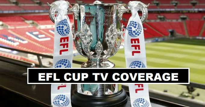 EFL Cup 2017 TV Broadcasters 2017