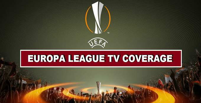 UEFA Europa League 2017 TV Broadcasters