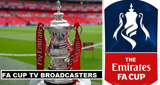 FA Cup 2017 TV Broadcasters