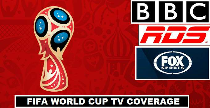 Fifa World Cup 2018 TV Rights