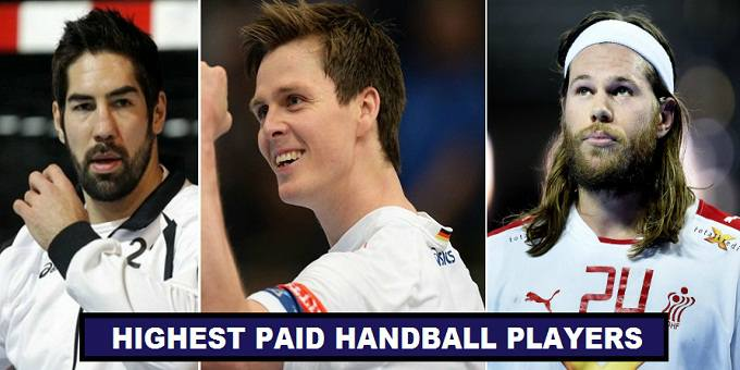 Most Earning Handball Players 2017