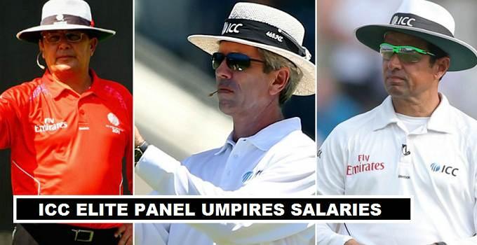 ICC Umpires T20 Match Salary 2017