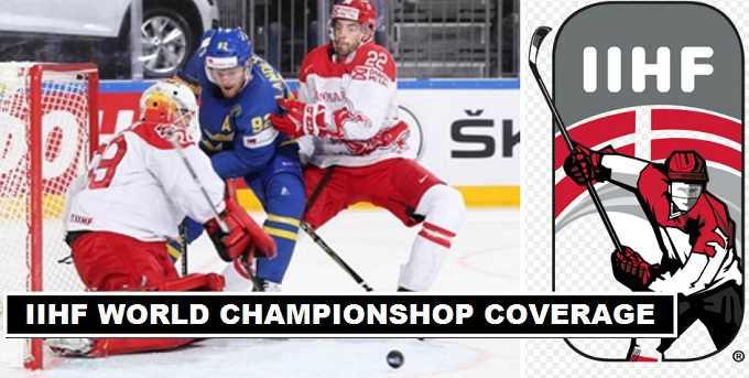 2018 Ice Hockey World Championship Broadcasters