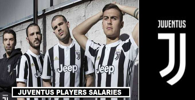 Juventus Players Weekly Wages 2017