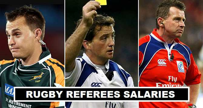 Rugby Referee Per Match Fees 2017
