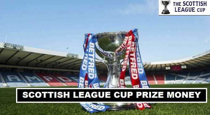 Betfred Cup 2017 Prize Money
