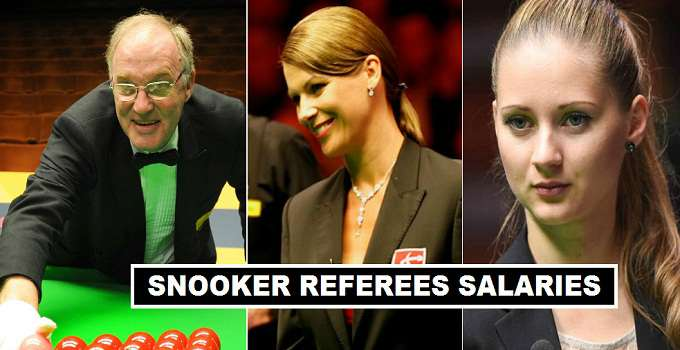 Snooker Female Referees Salaries 2017