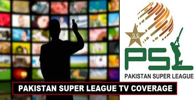PSL 2018 TV Coverage Worldwide