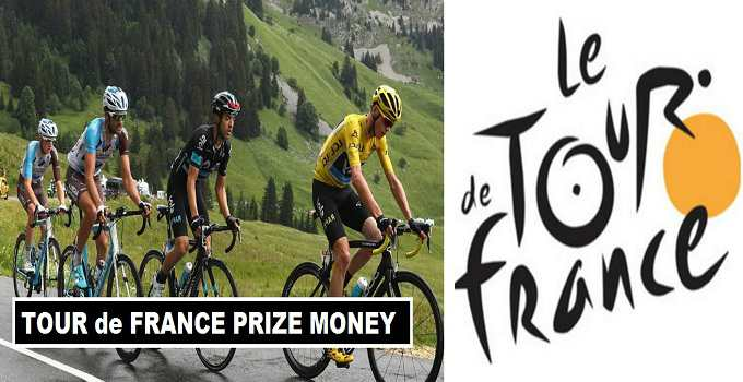Tour de France Winners Prize Money 2018