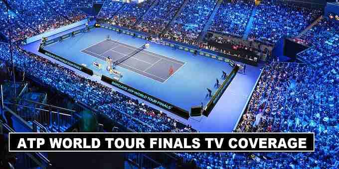 ATP World Tour Finals 2017 TV Channels Details