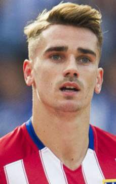 Antoine Griezmann Net Worth 2018