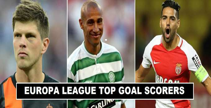 UEFA Europa League Top Goal Scorer of All Time