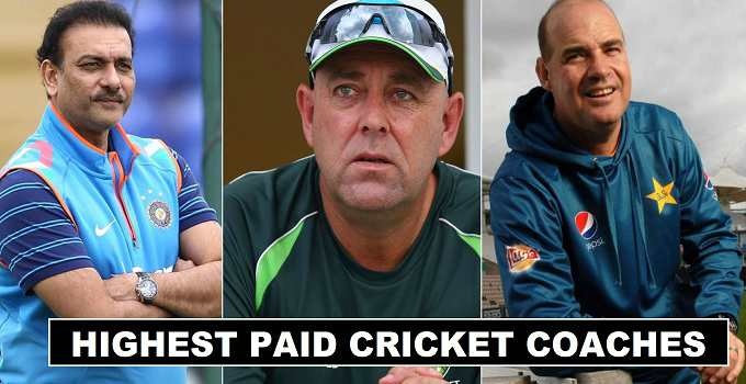Top 10 Highest Paid Cricket Coaches 2017