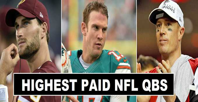 Richest NFL Quarter Backs 2017 Revealed