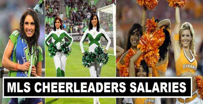 MLS Cheerleaders Salaries 2018 Season