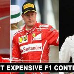 Most Expensive Formula 1 Drivers (Multi-Millionaire) Contract Deals