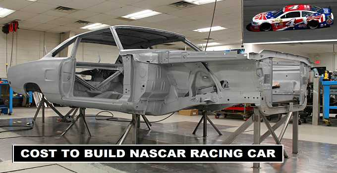 How Much Does A Nascar Sprint Cup Car Cost