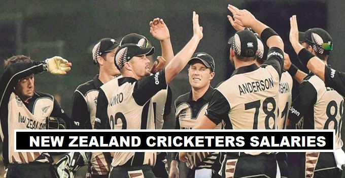 New Zealand Cricket Players Salaries 2017 Revealed