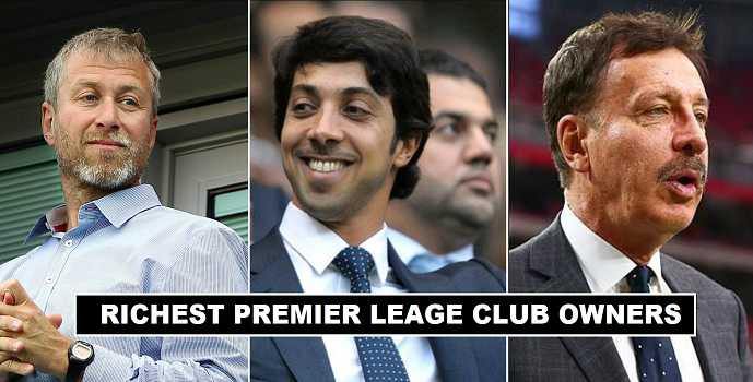 Richest Owners of Premier League Clubs 2017