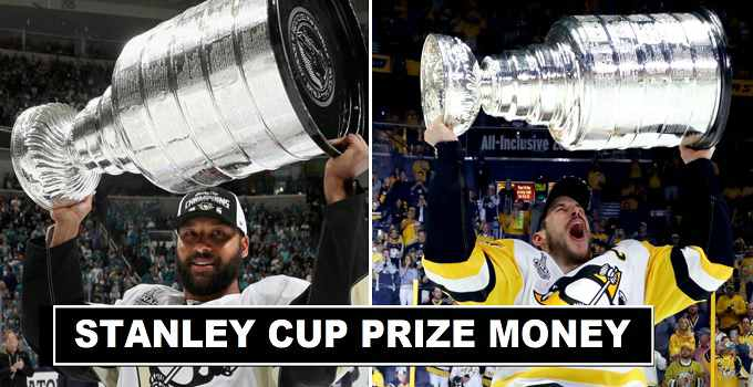 Stanley Cup Winners Prize Money Pool 2018
