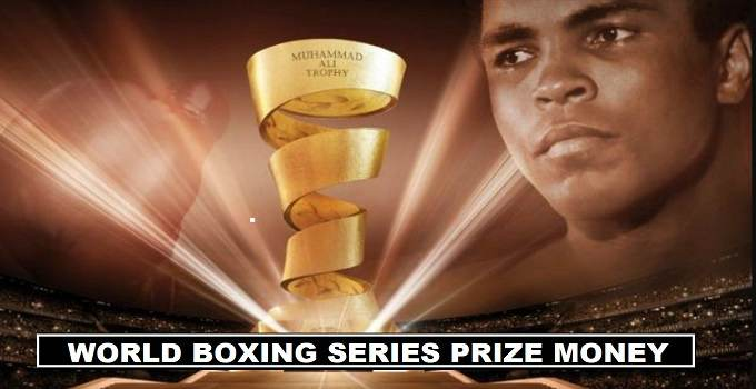 World Boxing Super Series Prize Money 2017 Revealed